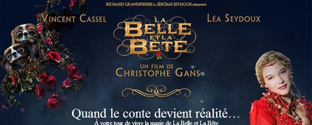 Pathefilms.com - Jeu facebook La Belle et la Bête
