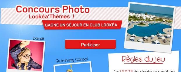 Look-voyages.fr - Jeu facebook Look Voyages
