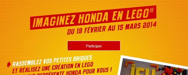 Honda.fr - Jeu Facebook Honda France