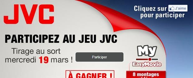 JVC.fr - Jeu facebook JVC Team Sport