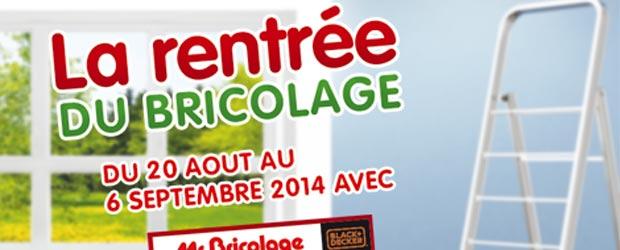 Mr-bricolage.fr - Jeu facebook Mr Bricolage France