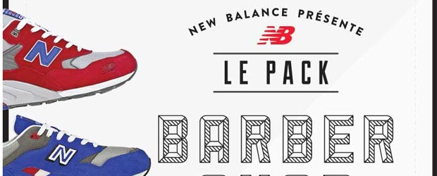 Newbalance.fr - Jeu facebook New Balance France