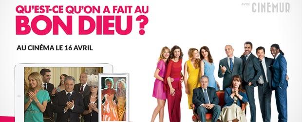 Ugcdistribution.fr - Jeu Facebook Qu'est-ce qu'on a fait au bon dieu ?