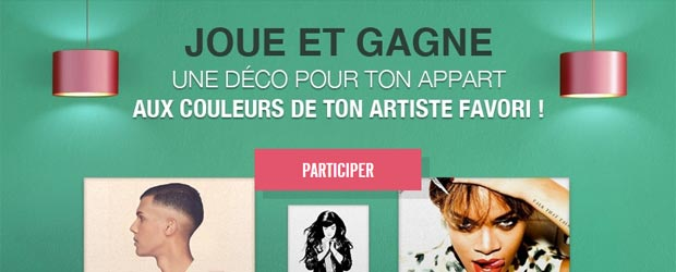 Universalmusic.fr - Jeu facebook Universal Music France