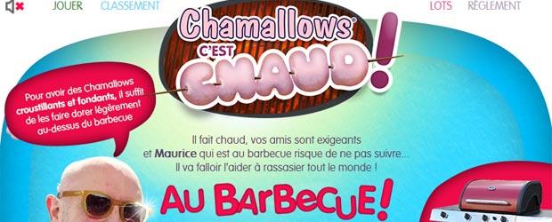 Haribo.com - Jeu facebook Haribo Chamallows