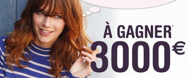 Jeu facebook BlanchePorte.fr