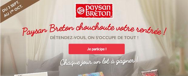 Jeu facebook Paysan Breton