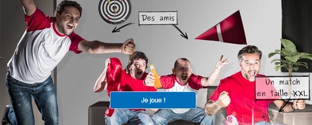Philips.com- Jeu facebook Screeneo