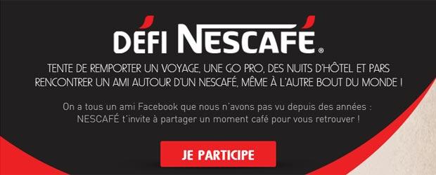 Really-friends.com - Jeu facebook Nescafé