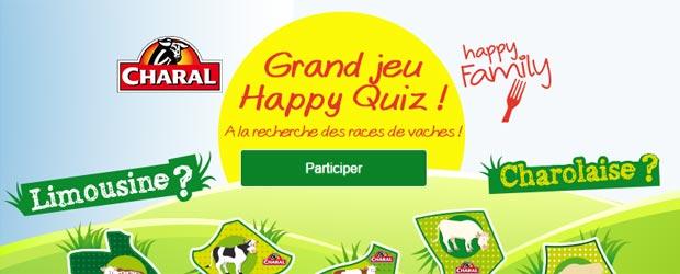 Charal.fr - Jeu facebook Charal