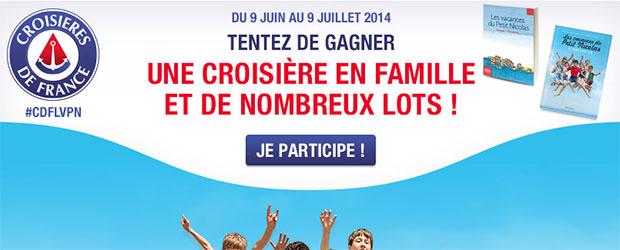 Cdfcroisieresdefrance.com - Jeu Facebook Croisières de France