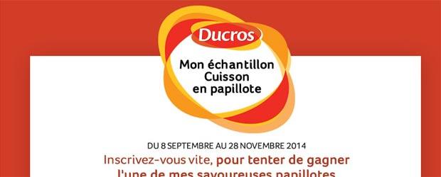 Ducros.fr - Jeu facebook Le Père Ducros