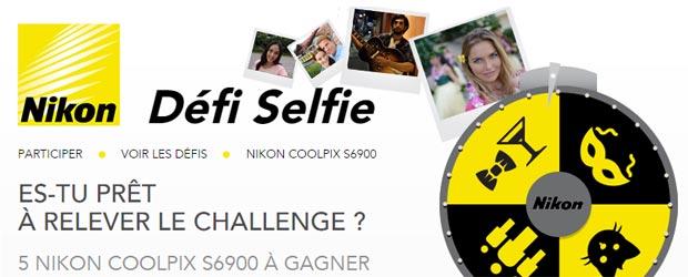 Jeu facebook Nikon France