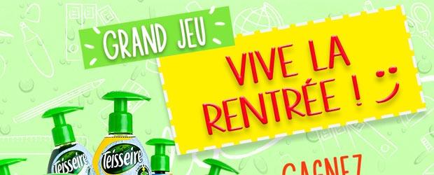 Teisseire.com - Jeu facebook Teisseire
