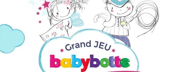 Babybotte.com - Jeu facebook Babybotte