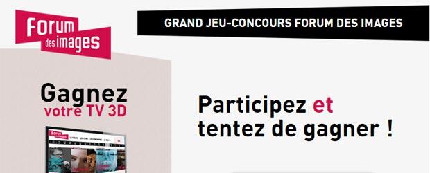 Forumdesimages.fr - Jeu facebook Le Forum des images
