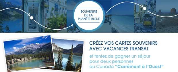 Jeu facebook Vacances Transat