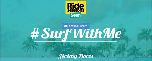 Ridesessions.com - Jeu facebook Ride Sessions
