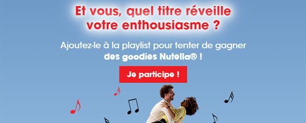 Ferrero.fr - Jeu facebook Nutella