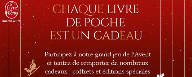 Livredepoche.com - Jeu facebook Le Livre de Poche
