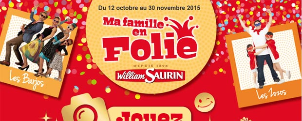 Jeu facebook William Saurin