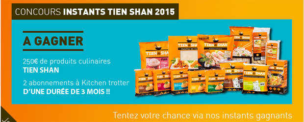 Jeu facebook Tien Shan