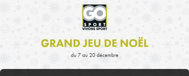 Jeu facebook Go Sport France