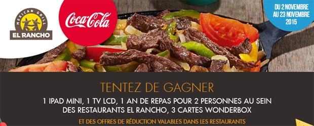 Jeu facebook Restaurants El Rancho