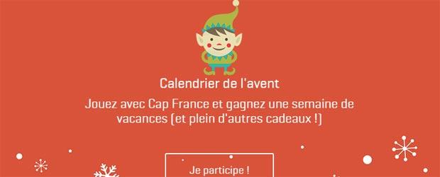 Jeu facebook Cap France