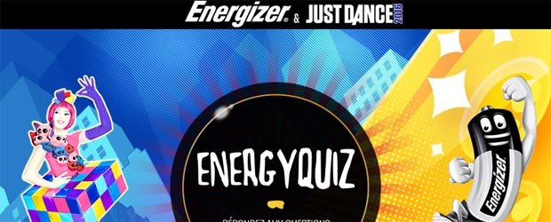 Jeu facebook Energizer France
