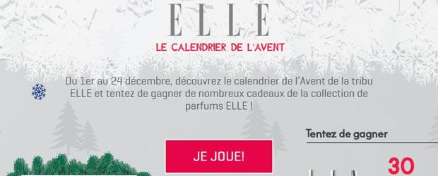 Jeu facebook Parfums ELLE Collection Kids&Co