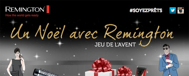 Jeu facebook Remington France