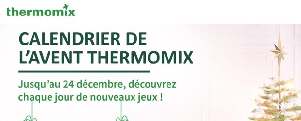 Jeu facebook Thermomix France